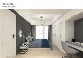 3-5万130平米四室两厅混搭风格卧室设计图