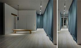 140平米北欧风格卧室装修案例