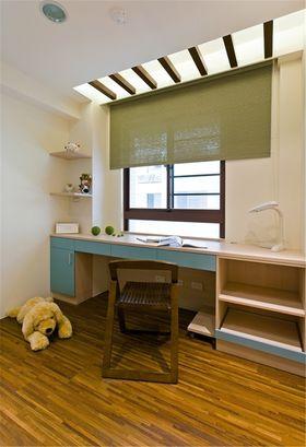 15-20万140平米三室一厅中式风格儿童房装修案例