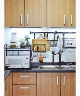 90平米三室两厅北欧风格厨房装修案例