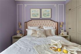 120平米四室两厅北欧风格卧室装修案例