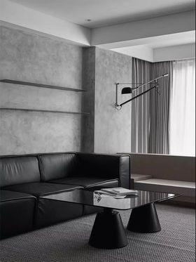 120平米三北欧风格客厅图片