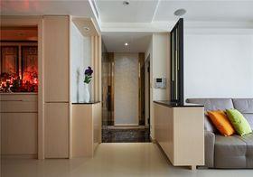 富裕型120平米三室两厅现代简约风格走廊欣赏图