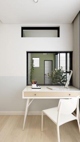 100平米三室两厅北欧风格梳妆台装修效果图