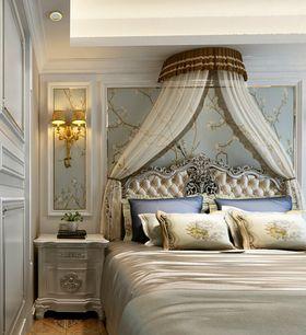 10-15万130平米三室两厅法式风格卧室装修图片大全