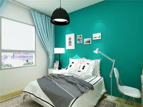 富裕型100平米北欧风格卧室装修图片大全