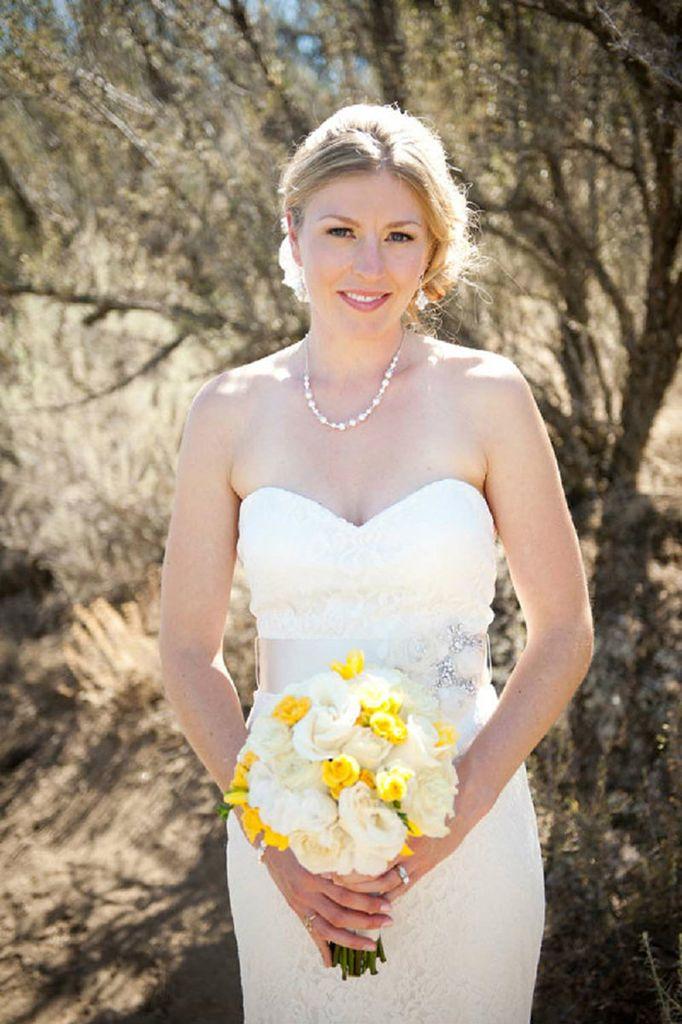 可爱的牧场婚礼