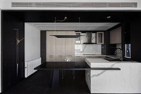 140平米別墅現代簡約風格廚房圖片大全