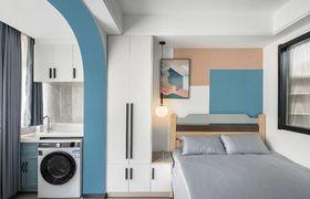 50平米北欧风格儿童房设计图