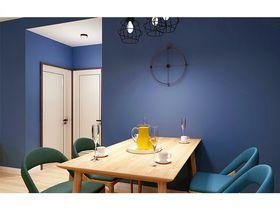 100平米三室两厅混搭风格餐厅装修图片大全