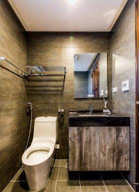 富裕型90平米三室一厅现代简约风格卫生间装修效果图