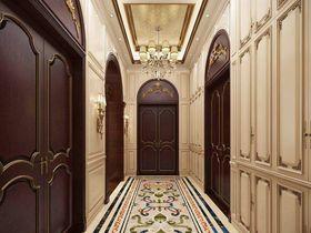 140平米別墅法式風格走廊效果圖