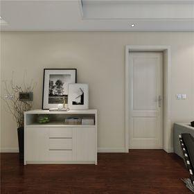15-20万120平米三室三厅现代简约风格其他区域装修效果图