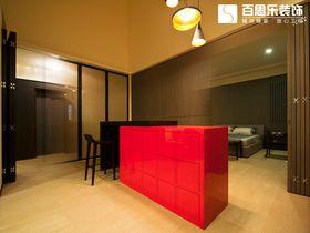 15-20万140平米复式日式风格影音室欣赏图