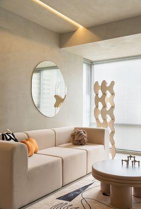 現代簡約風格客廳裝修圖片大全