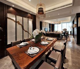 20万以上100平米中式风格餐厅欣赏图