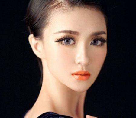盛夏初秋准画法眼妆的技巧缤纷眼妆新娘的步中国山水画技法v画法图片