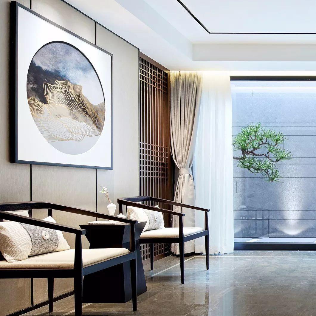 一处精致的中式大宅设计