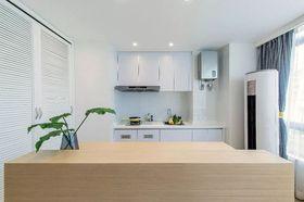 70平米复式混搭风格厨房欣赏图