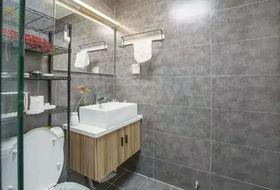 100平米三北欧风格卫生间装修案例