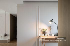 130平米三現代簡約風格書房圖