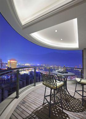 100平米其他风格阳台欣赏图