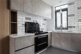 140平米复式日式风格厨房装修图片大全