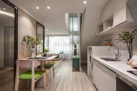 90平米一室一厅北欧风格卫生间效果图
