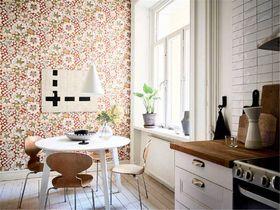 80平米一室一厅北欧风格阳台欣赏图