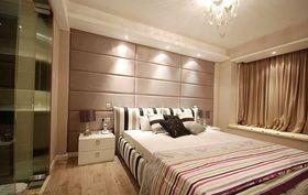 10-15万120平米三室一厅欧式风格卧室图片