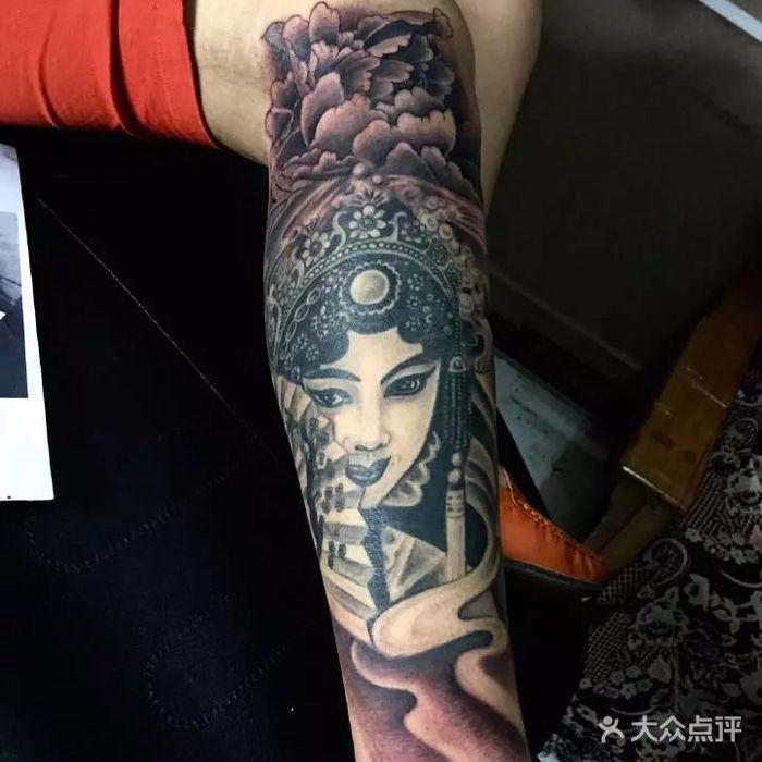 小龙人刺青门店主图图片-北京纹身-大众点评网