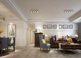 100平米三室兩廳現代簡約風格客廳裝修效果圖