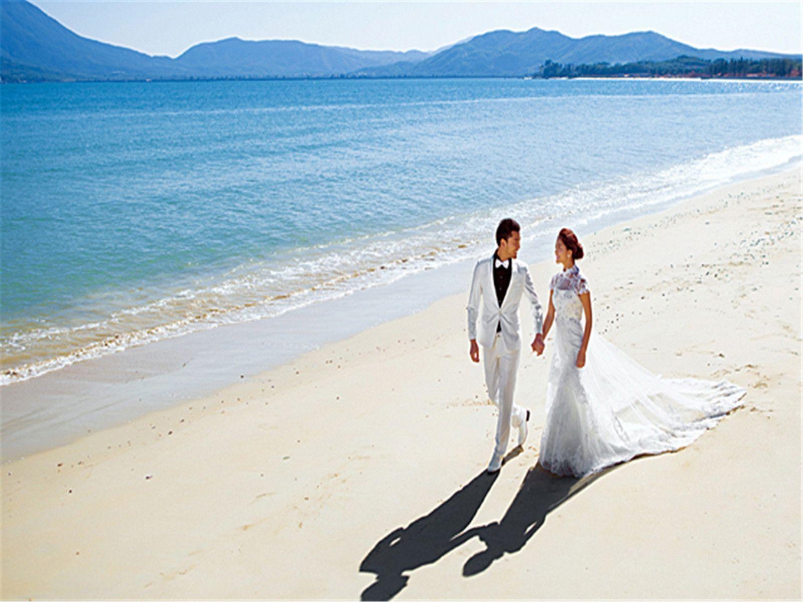 名人视觉婚纱摄影