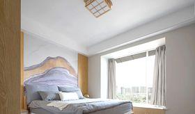 140平米日式风格卧室装修图片大全