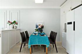 90平米新古典风格客厅设计图
