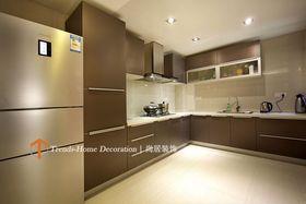 经济型130平米三室两厅现代简约风格厨房装修案例