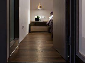 富裕型120平米现代简约风格走廊装修案例