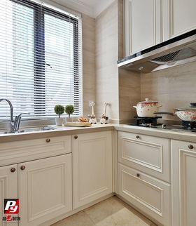 富裕型140平米三欧式风格厨房图片大全