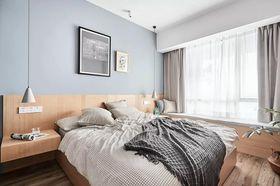 70平米北歐風格臥室裝修圖片大全