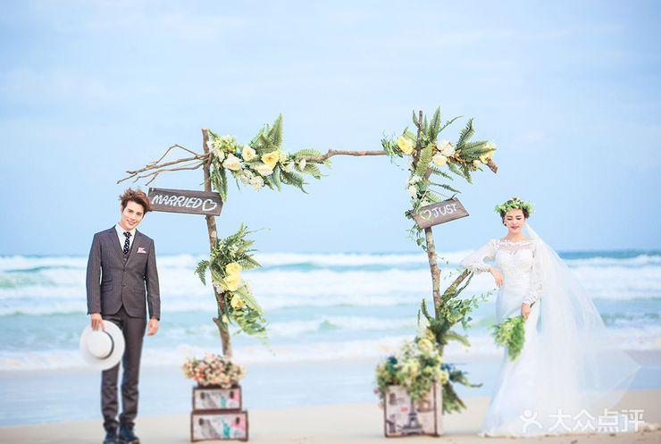 婚纱摄影样片