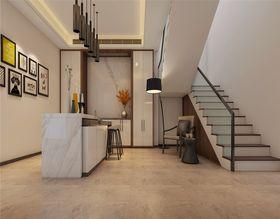 140平米别墅北欧风格楼梯间设计图