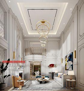 140平米別墅法式風格客廳圖片大全