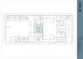 140平米别墅中式风格其他区域装修图片大全