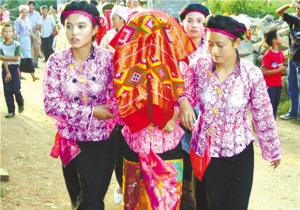 阿坝藏族婚礼习俗图片