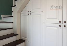 15-20万80平米复式现代简约风格楼梯图