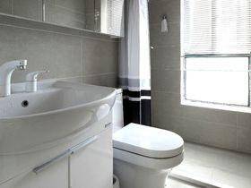 经济型130平米三室两厅中式风格卫生间效果图