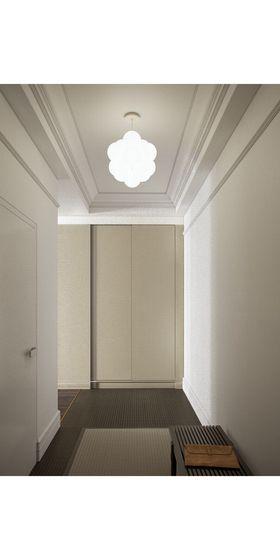 经济型80平米现代简约风格走廊图片大全