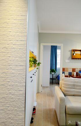 5-10万40平米小户型混搭风格客厅效果图