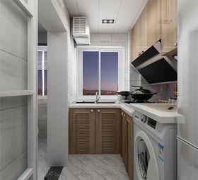 40平米小户型日式风格厨房图