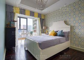 140平米三室兩廳混搭風格臥室裝修圖片大全